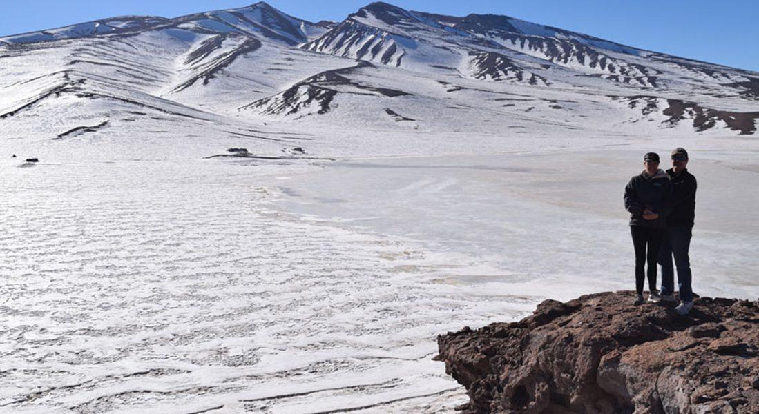 Desierto de Montañas, Atacama y Andes Invernal