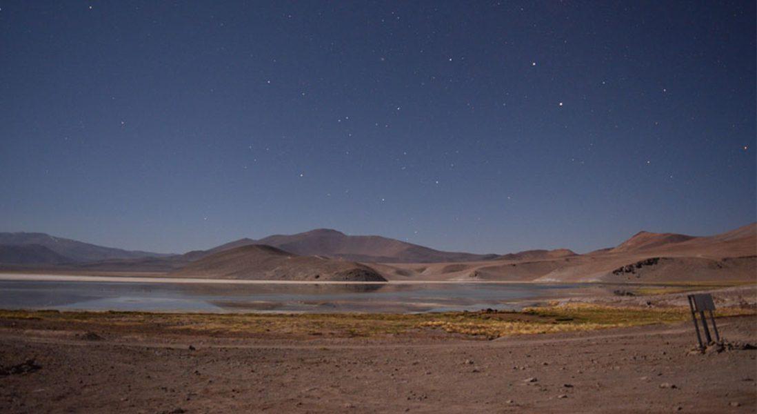 Laguna Santa Rosa noche