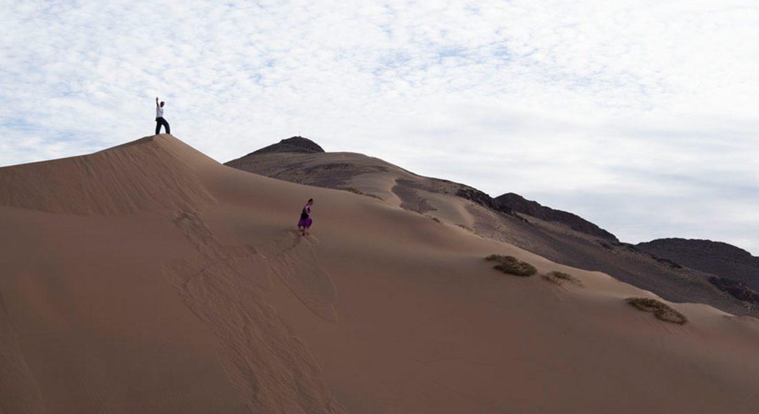Dunas, Sandboard y Minería