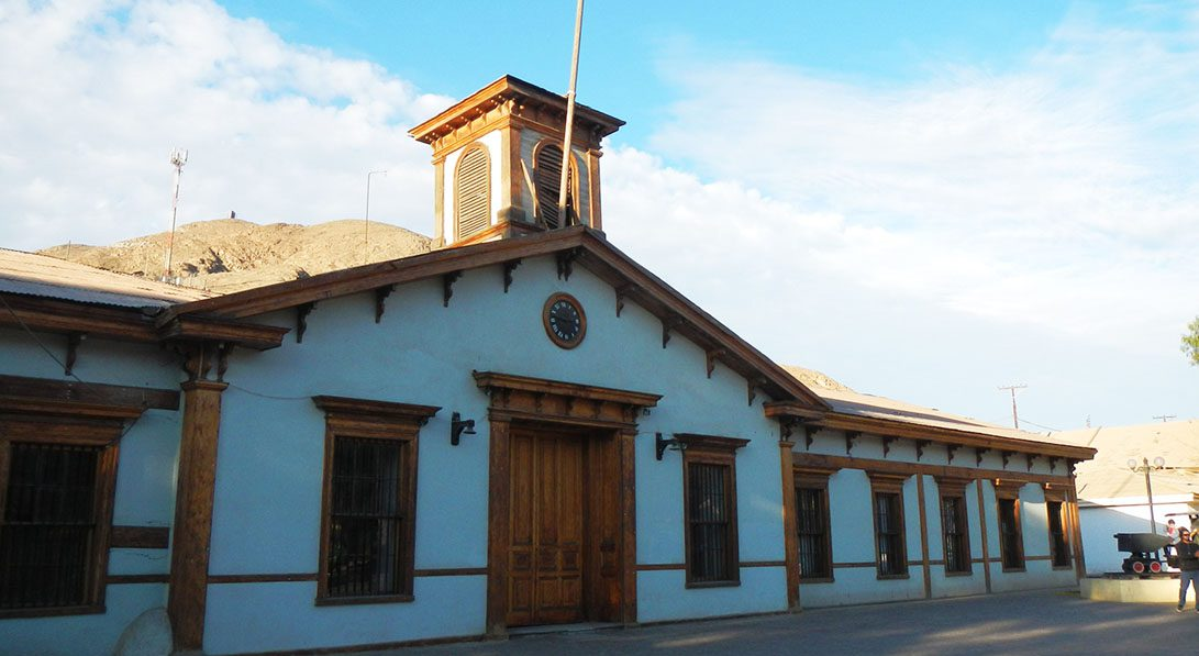 Historias de Copiapó – Tour Pedestre