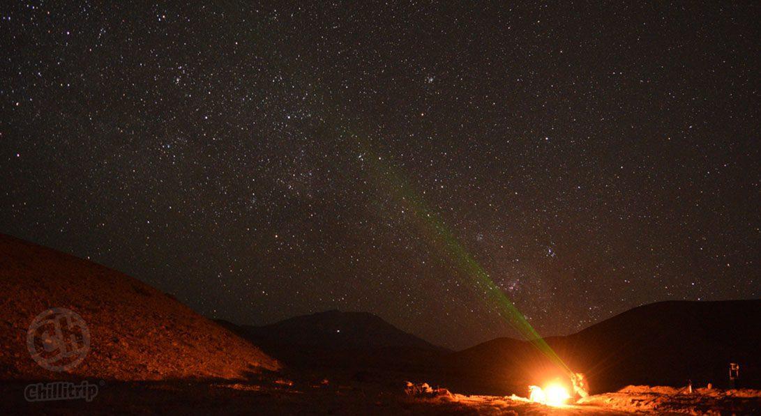 Cielos de Atacama – Fogata Astronómica
