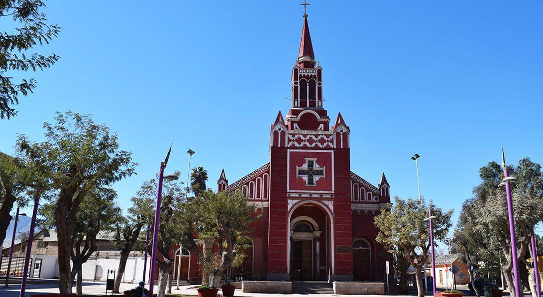 iglesia san francisco atacama